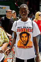 Justice for Trayvon Martin Federal Plaza Chicago July 2013