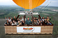 20121127 November 27 Hot Air Balloon Cairns
