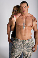 romance novel cover photograph This image is available as an exclusive only. Please contact Jenn with the image number to purchase.<br /> <br /> The entire set of any given pose will be removed from the site with any EXCLUSIVE purchase.<br /> <br /> This image is $500<br /> SET: MILITARY-02