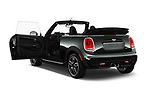 Car images close up view of 2017 Mini Cooper John Cooper Works 2 Door Convertible doors