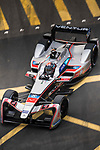 Edoardo Mortara of Switzerland from Venturi Formula E Team on track at the Formula E Non-Qualifying Practice 3 during the FIA Formula E Hong Kong E-Prix Round 2 at the Central Harbourfront Circuit on 03 December 2017 in Hong Kong, Hong Kong. Photo by Victor Fraile / Power Sport Images