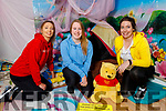 Trease Danagher, Yvonne Carmody and Mairead McEnery in the Toddler room in Duagh Childcare looking forward to re-opening at the end of June.