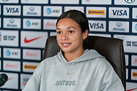 USWNT Press Conference, October 20, 2020