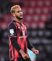 31st October 2020; Vitality Stadium, Bournemouth, Dorset, England; English Football League Championship Football, Bournemouth Athletic versus Derby County; Joshua King of Bournemouth