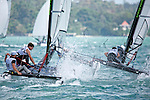 United Kingdom	Sirena SL16	Open	Crew	GBRJK8	James	King<br /> United Kingdom	Sirena SL16	Open	Helm	GBRJB204	jack	Butters<br /> Day3, 2015 Youth Sailing World Championships,<br /> Langkawi, Malaysia