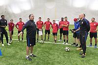 USMNT Training, July 5, 2017