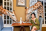 Come dine with me: Giraffe Manor by Leighton Lum