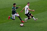 São Paulo (SP), 16/05/2021 - CORINTHIANS-PALMEIRAS - Raphael Veiga, do Palmeiras. Corinthians e Palmeiras se enfrentam em semifinal do Campeonato Paulista 2021, na Neo Quimica Arena, tarde deste domingo (16).