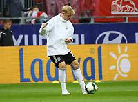 Julian Brandt (Deutschland Germany) - 02.06.2018: Österreich vs. Deutschland, Wörthersee Stadion in Klagenfurt am Wörthersee, Freundschaftsspiel WM-Vorbereitung