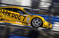 .The #7 Dark Dog Saleen...