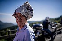 folklore up the infamous Muro di Sormano (avg 17%/max 25%)<br /> <br /> 114th Il Lombardia 2020 (1.UWT)<br /> 1 day race from Bergamo to Como (ITA/231km) <br /> <br /> ©kramon