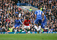 Pictured: Itay Schechter<br /> Barclays Premier League, Chelsea FC (blue) V Swansea City,<br /> 28/04/13