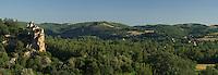 À proximité de la vallée de la Dordogne en Quercy