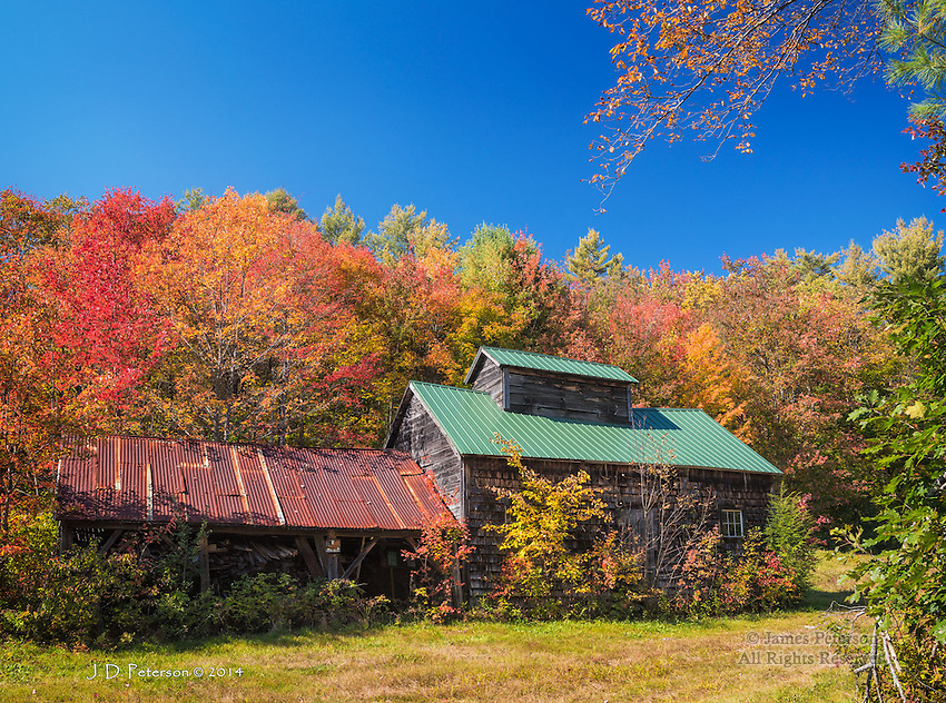 The Olde Sugar House, New Hampshire