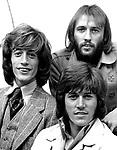 Bee Gees 1970 Robin Gibb, Maurice Gibb and Barry Gibb
