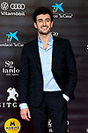 53 FESTIVAL INTERNACIONAL DE CINEMA FANTASTIC DE CATALUNYA. SITGES 2020.<br /> Red Carpet Gala Inauguracion.<br /> Miki Esparbe.