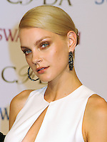 NEW YORK CITY, NY, USA - JUNE 02: Jessica Stam arrives at the 2014 CFDA Fashion Awards held at Alice Tully Hall, Lincoln Center on June 2, 2014 in New York City, New York, United States. (Photo by Celebrity Monitor)