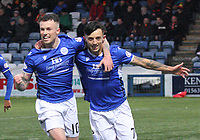 Queen of the South v Partickle Thistle 071219