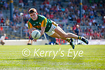 Gavin White, Kerry, during the Munster GAA Football Senior Championship Final match between Kerry and Cork at Fitzgerald Stadium in Killarney on Sunday.