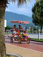 An der Promenade, Batumi, Adscharien - Atschara, Georgien, Europa<br /> promenade, Batumi, Adjara,  Georgia, Europe