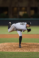 AZL White Sox relief pitcher Hunter Kiel (38) follows through on his delivery during an Arizona League game against the AZL Dodgers at Camelback Ranch on July 7, 2018 in Glendale, Arizona. The AZL Dodgers defeated the AZL White Sox by a score of 10-5. (Zachary Lucy/Four Seam Images)