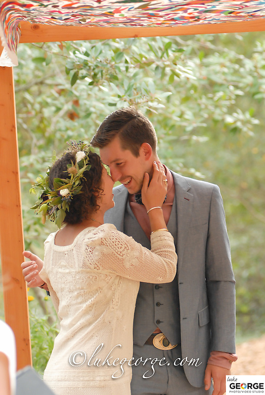 Sarah and Hunter's garden Inverness wedding and bay side reception Oct. 11 2015.  Congratulations!