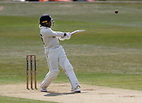 Daniel Bell-Drummond hits out for Kent during Kent CCC vs Sussex CCC, Bob Willis Trophy Cricket at The Spitfire Ground on 9th August 2020