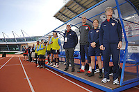 USA Women vs Iceland February 24 2010
