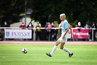 6th September 2020, Poissy,Paris, France; Football Friendly, Varietes Club de France versus Chi PSG;  Arsene Wegner ( 4 -  Variete France )