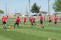 USMNT U-23 Training, March 26, 2016