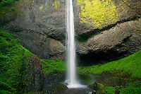 Latourell Falls, Columbia River Gorge National Scenic Area, Oregon