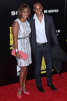 """NEW YORK, NY - FEBRUARY 04: Gayle King, William Bumpus Jr. at the New York Premiere Of Columbia Pictures' """"The Monuments Men"""" held at Ziegfeld Theater on February 4, 2014 in New York City, New York. (Photo by Jeffery Duran/Celebrity Monitor)"""