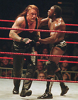 Undertaker Booker T 1999                                                            Photo By John Barrett/PHOTOlink