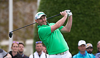 Golfer Stephen Gallagher during the BMW PGA PRO-AM GOLF at Wentworth Drive, Virginia Water, England on 23 May 2018. Photo by Andy Rowland.
