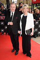 Eamonn Holmes and Ruth Langsford<br /> arriving for TRIC Awards 2018 at the Grosvenor House Hotel, London<br /> <br /> ©Ash Knotek  D3388  13/03/2018