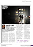 Caption: Victims of the Ajka alumina sludge spill in Hungary in October 2010 return to the new beginnings homeless shelter <br />
