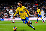 Alberto Aquilani of UD Las Palmas in action during the La Liga 2017-18 match between Real Madrid and UD Las Palmas at Estadio Santiago Bernabeu on November 05 2017 in Madrid, Spain. Photo by Diego Gonzalez / Power Sport Images