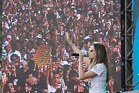 SÃO PAULO, SP 20.06.2019: MARCHA PARA JESUS-SP - A banda Pedras Vivas na 27ª edição da Marcha Para Jesus, maior evento cristão do mundo, acontece nesta quinta-feira, 20 na  zona norte da capital paulista. O evento contou com participação de bandas, cantoras e cantores do segmento gospel. (Foto: Ale Frata/Código19)