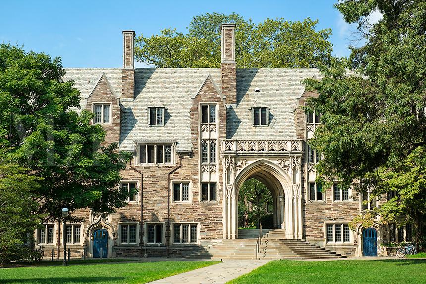 Lockhart Hall, Princeton University, New Jersey, USA