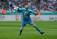 19.05.2018, Football DFB-Pokal Finale 2018, FC Bayern Muenchen - Eintracht Frankfurt, Olympiastadium in Berlin. goalkeeper Sven Ulreich (Bayern Muenchen)  *** Local Caption *** © pixathlon<br /> <br /> Contact: +49-40-22 63 02 60 , info@pixathlon.de