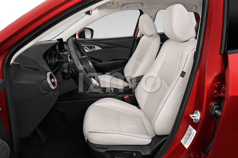 Front seat view of 2019 Mazda CX-3 Skycruise 5 Door SUV Front Seat  car photos