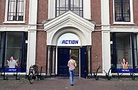 Nederland  Hoorn- September 2020 .  Action winkel. Action Hoorn aan het Ramen 31. Gevestigd in een voormalige Doopsgezinde kerk. Foto : ANP/ Hollandse Hoogte / Berlinda van Dam