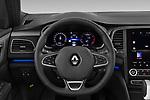 Car pictures of steering wheel view of a 2021 Renault Talisman Intens 4 Door Sedan Steering Wheel