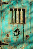 Turquoise Gate - close up - Arizona