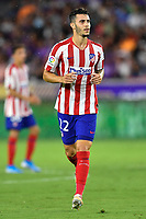 Orlando, FL - Wednesday July 31, 2019:  Mario Hermoso #22 during an Major League Soccer (MLS) All-Star match between the MLS All-Stars and Atletico Madrid at Exploria Stadium.