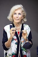 Eva Cantarella è una storica, giurista, sociologa e accademica italiana, che si occupa della società antica. Pordenone, 26 settembre 2021. Photo by Leonardo Cendamo/Getty Images