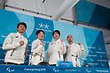 PyeongChang 2018 Paralympics: Snowboard: Japanese Snowboard team Press Conference