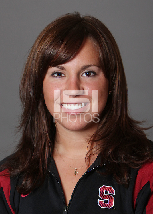 STANFORD, CA - OCTOBER 28:  Taylor Durand of the Stanford Cardinal synchronized swimming team poses for a headshot on October 28, 2009 in Stanford, California.