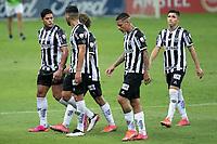 LIBERTADORES 2021-BELO HORIZONTE, MG, 04.05.2021-ATLETICO MINEIRO (BRA) X CERRO PORTENO (PAR): Gol de Hulk durante Partida entre o Atletico Mineiro (BRA) e Cerro Porteno (PAR), valida pela 3a rodada do grupo H da Copa Libertadores da America de 2021, realizada no Mineirao, na noite desta terca-feira (04)