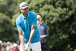 Allen Iverson during the World Celebrity Pro-Am 2016 Mission Hills China Golf Tournament on 22 October 2016, in Haikou, China. Photo by Weixiang Lim / Power Sport Images